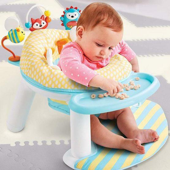 Бебешка седалка 2 в 1 пчеличка Skip Hop
