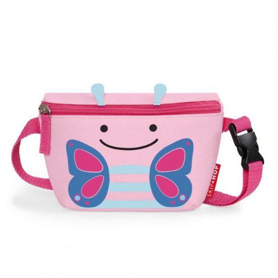 """Детска чантичка Skip Hop """"hands free"""", Пеперудката Блосъм"""