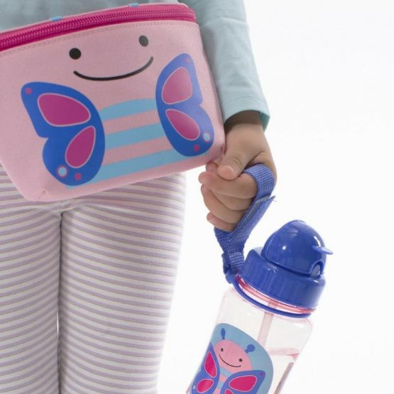 "Детска чантичка Skip Hop ""Hands free"" пеперудка"